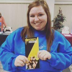 This awesome girl loves #nku!! We look forward to seeing her on campus in the Fall of 2016!! #nkuhousing #beanorse #futurenorse
