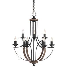 Corbeille 5-light Stardust Candelabra Chandelier   Overstock.com Shopping - The Best Deals on Chandeliers & Pendants