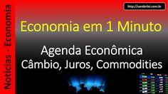 Economia em 1 Minuto - Sanderlei: Sinais de estabilização da economia neste trimestr...