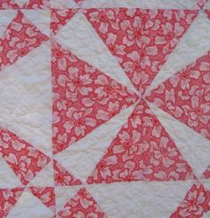 Easy Quilt Patterns | pattern she choose for the all-over quilting and the border quilting ...