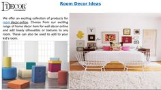 D'Decor has a huge inventory of products in curtains and upholstery, bedding, bed linen, sofa fabric, wall paper and other home furnishings which few can match. When it comes to outdoor design, D'Decor has revolutionized the world of outdoor design in India with its outdoor furnishing fabrics