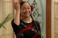 Which 2000s Disney Channel Girl Are You?>> You got: Raven Baxter You are just as fun and sassy as our favorite psychic Disney gal. You're very creative and are passionate about following your dreams. Friends and family are very important to you (even if your family can drive you totally insane), and they know you've always got your back.