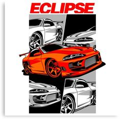 Mitsubishi Eclipse, Car Repair Service, Auto Service, Nascar, Volvo, Cool Car Drawings, Car Posters, Poster Poster, Dress Shirts For Women