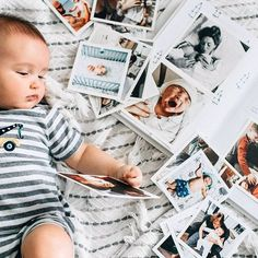 Print your memories. Modern Baby Books for all families www.mushybooks.ca.