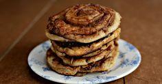 Here's How to Make Cinnamon Swirl Pancakes Breakfast Recipe - Video - Thrillist