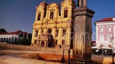 Video about Catholic Dome Cathedral in Timisoara Union Square in slow motion near fountain. Video of timisoara, catholic, slow - 119054373 Union Square, Notre Dame, Fountain, Catholic, Cathedral, Building, Travel, Image, Viajes