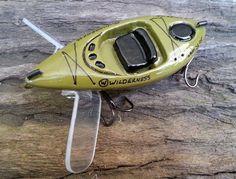 Nitro Matt - Silky Oak 95mm Topwater Yak Lure. I had a lot of fun...