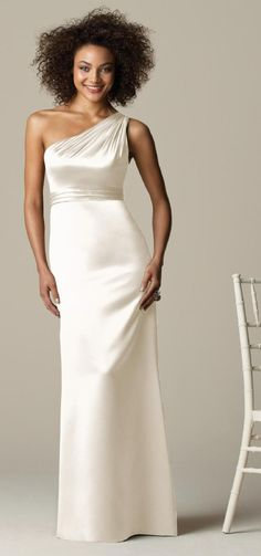 Black Bride features winter white dresses by Weddington Way