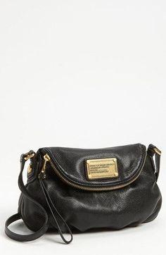 $298 MARC BY MARC JACOBS Classic Q - Mini Natasha ...I love this bag.....CLASSIC