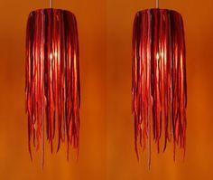 Lamp Dreadlock (2012) www.asselien.nl
