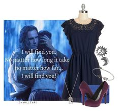 """I Will Find You"" by charlizard ❤ liked on Polyvore"