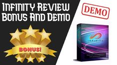 Infinity Review | Infinity Bonus + Demo | Infinity Case Study Trending Topics, Case Study, Infinity, Make It Yourself, Infinite