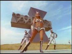 raquel welch space dance - Google Search