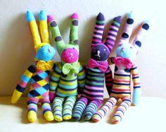 21st Century Sock Bunnies