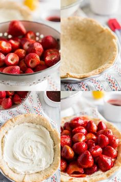 This strawberry cream cheese pie recipe will have you entire family smacking your lips and asking for more. From the flaky crust to the cream cheese base to the fresh strawberries and glaze -- it's Strawberry Cream Cheese Pie, Strawberry Pie, Strawberry Recipes, Jello Dessert Recipes, Pie Recipes, Lemon Brownies, Cheese Pies, The Fresh, A Table
