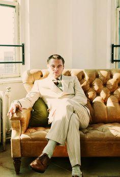 Jay Gatsby, Leonardo DiCaprio