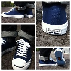 1c03489c5a53 Service with a smile  Converse Jack Purcell s available now   official drome!  converse