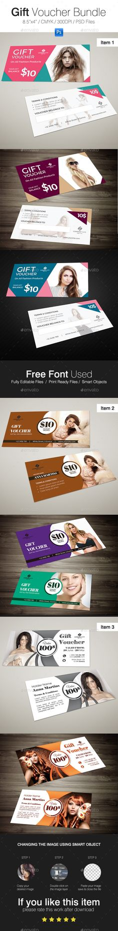 Food Gift Voucher Food gifts, Template and Graphics - design gift vouchers free