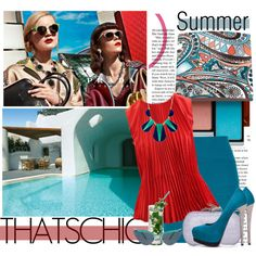"""""""Summer Set"""" by asya-1 on Polyvore"""