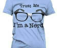 Totes nerdy