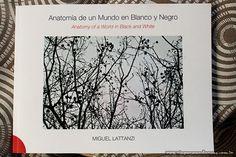 Livro: Anatomia de um mundo em branco e preto, de Mike Lattanzi