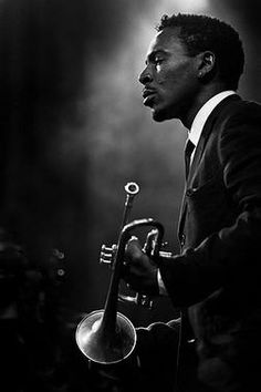 One of my favorite trumpeters....Roy Hargrove