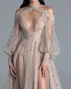 : chandelyer: Paolo Sebastian spring 2020 couture in 2020 Elegant Dresses, Pretty Dresses, Beautiful Dresses, Gorgeous Dress, Beautiful Dress Designs, Beautiful Models, Ball Dresses, Prom Dresses, Ball Gowns Prom