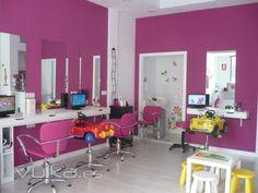espacio maquillaje infantil - Buscar con Google