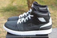 cheap for discount 457ae 82de1 NIKE AIR JORDAN 1 RETRO  86 BLACK WHITE-PURE PLATINUM  sneaker Jordan