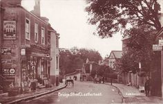 Surrey, Leatherhead, Bridge Street