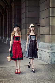 JAN&INA Designer Dirndl & Trachten Lookbook H/W2014 Dirndl Dress, Dress Up, Medieval Dress, Couture, Lovely Dresses, High Fashion, Womens Fashion, Fashion Shoot, Traditional Dresses