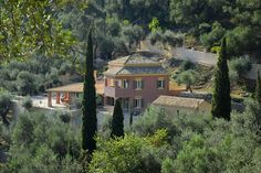 Villa Amalthea Holiday Villa for rent at Agni Corfu