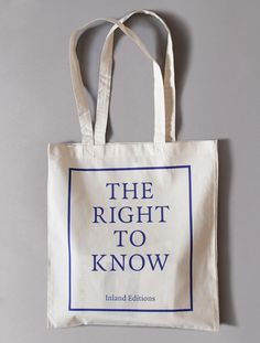 Inland tote bags