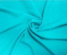 Plain Chiffon - Jade Fabric Draped Skirt, Georgette Fabric, Silk Chiffon, Occasion Dresses, Dressmaking, Swatch, Jade, Evening Dresses, Fabrics