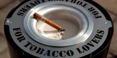 DeLIGHT© 20 Smoker rund, Aschenbecher