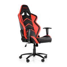 Poltrona Gamer AKRacing Player Black Red