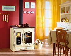 Tiffany Decorata The Tiffany Decorata has large grate door for better flame view and easier wood loading. This wood burning stove also features a new [...]