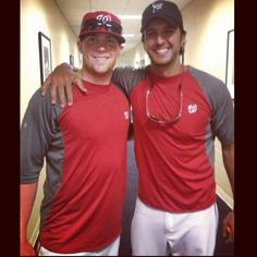 Luke Bryan in a NATS baseball uniform