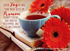 Postkarten - Entspannung. Die kalte Jahreszeit ist da ... Zeit für eine schöne Tasse heißen Tee ...