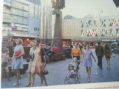 De seventies. Eindhoven piazza