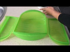 YouTube Cocina Natural, Sin Gluten, Tupperware, Ice Cube Trays, I Foods, Healthy Recipes, Healthy Food, Cooking, Youtube