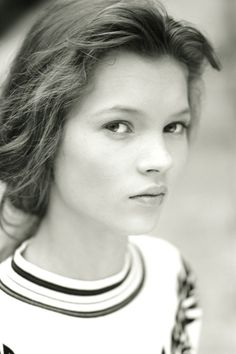 Kate Moss' first ever shoot goes on show in London, photos, model, Storm, David Ross, exhibition