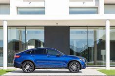 Vorstellung: Das neue Mercedes-Benz GLC Coupé (C253)