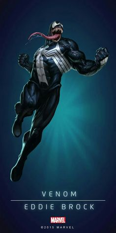 Join the Marvel Puzzle Quest, Magic: The Gathering - Puzzle Quest and other Go! Marvel Venom, Marvel Villains, Marvel Comics Art, Marvel Heroes, Marvel Avengers, Amazing Spiderman, Ps Wallpaper, Heros Comics, Marvel Cards