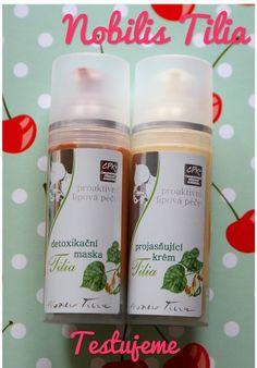 #kamzakrasou #nobilis_titlia #day_cream #cosmetics #age_specialist #beauty #wrinkle #organics #new   Nobilis Tilia - rozjasňujúci krém a detoxikačná maska - KAMzaKRÁSOU.sk