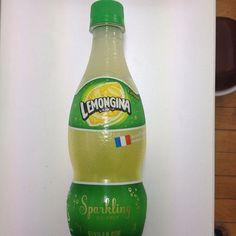 レモンジーナ ちょっと苦い #レモンジーナ #パッケージ #価格 #味 衝撃度 #2015 #201508 #20150825 #サンクス