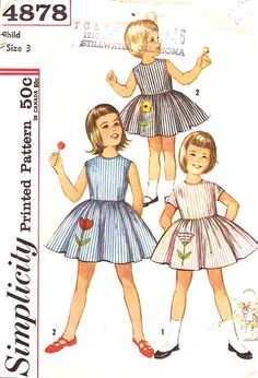 like stripes and the flower applique