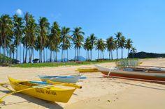 Nacpan Beach, Philippines ~ World Footpath