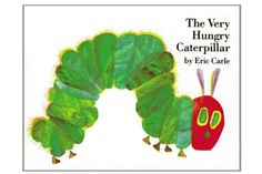 This cut and paste type like illustration gives a different life to the caterpillar its a little more cartoon shaped and drawn than realistic but the way the vivid colors jump out at you it makes it look that much more real-Brittney Coleman