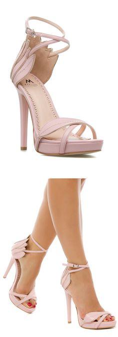 TRENDING Pink heels...